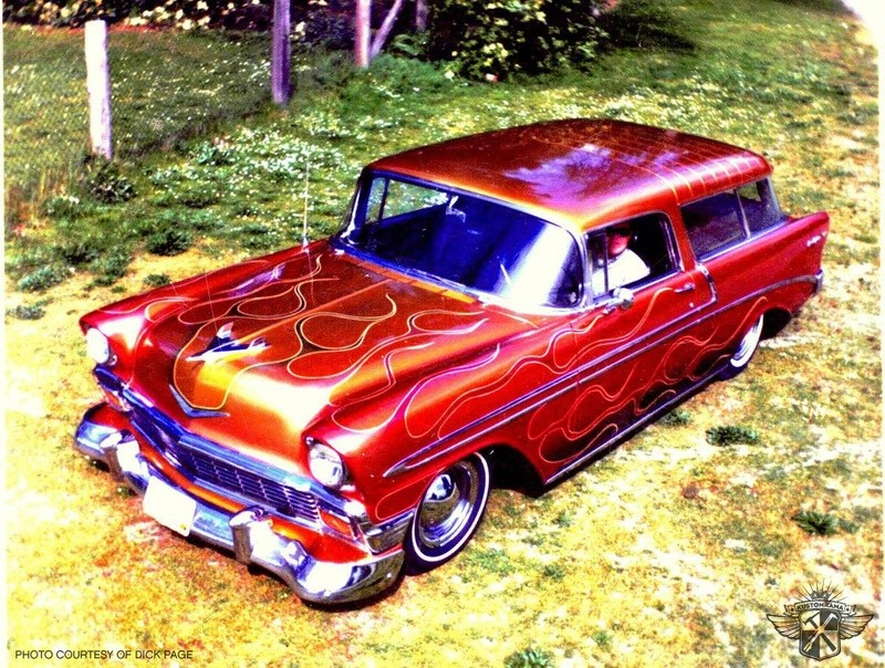 Chevy 1956 custom & mild custom - Page 4 15289310