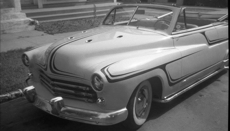 1950 Mercury - Mint Julep - Ken Bausert 15319210