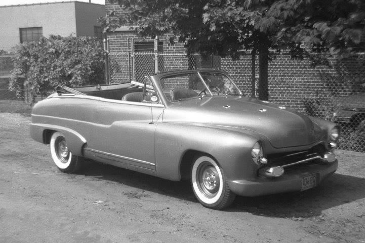 1950 Mercury - Mint Julep - Ken Bausert 15326511