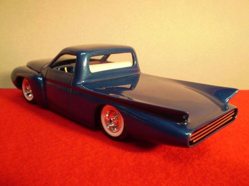 Donald Biggers - Custom car model kit gallery 15337511
