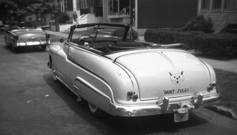 1950 Mercury - Mint Julep - Ken Bausert 15337610