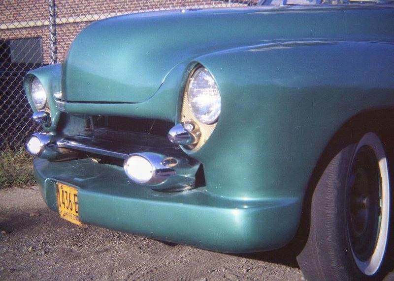 1950 Mercury - Mint Julep - Ken Bausert 15338810