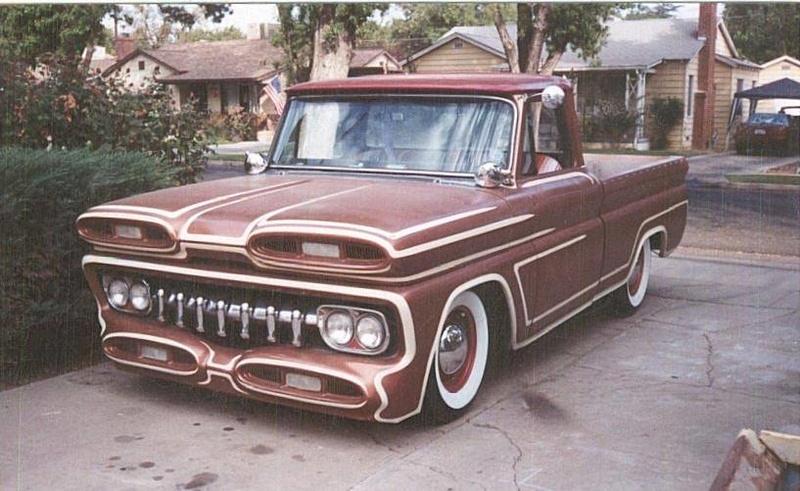 Chevy Pick up 1960- 1966 custom & mild custom 15380410
