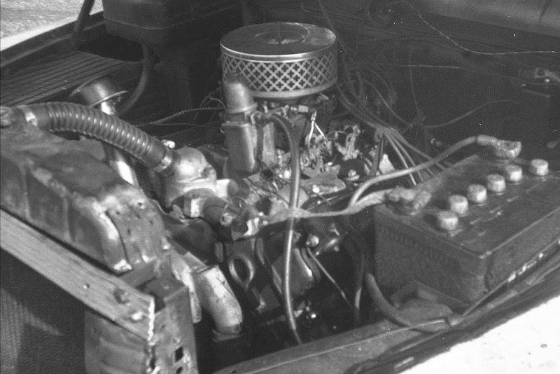 1950 Mercury - Mint Julep - Ken Bausert 15380610