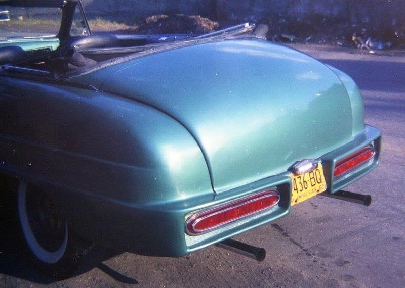 1950 Mercury - Mint Julep - Ken Bausert 15380711