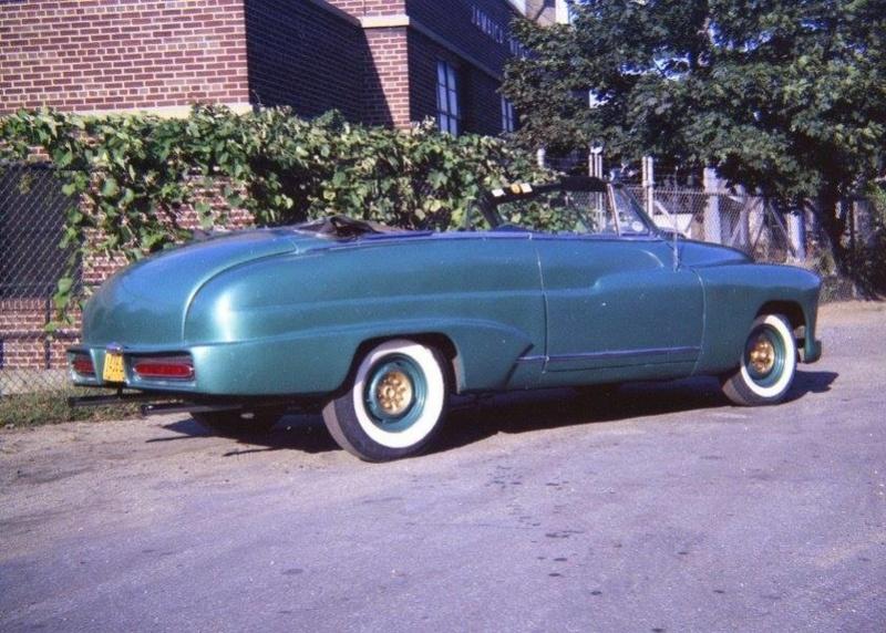 1950 Mercury - Mint Julep - Ken Bausert 15390810