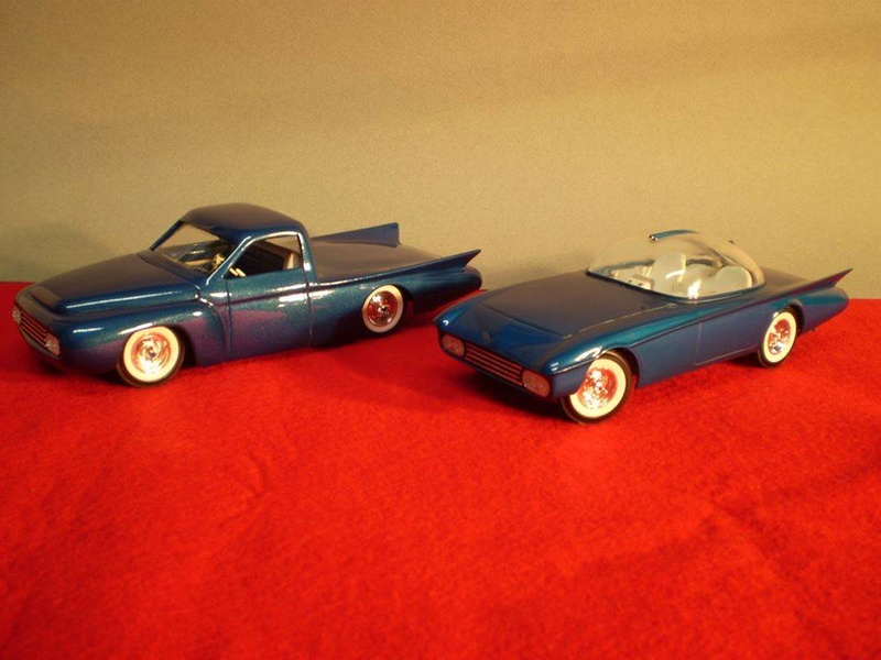 Donald Biggers - Custom car model kit gallery 15400311
