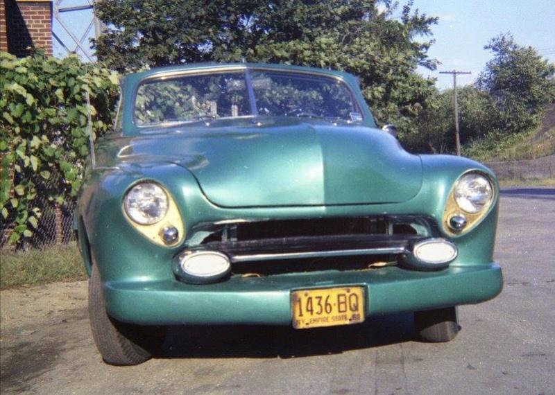1950 Mercury - Mint Julep - Ken Bausert 15400910
