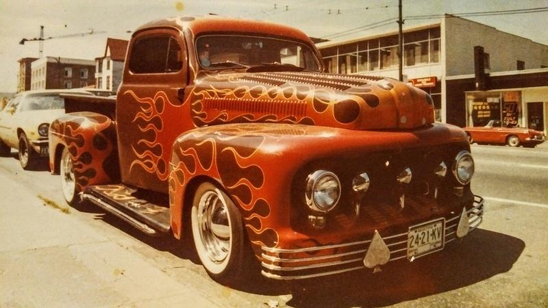 Ford¨Pick up 1948 - 1951 custom & mild custom - Page 2 15418311