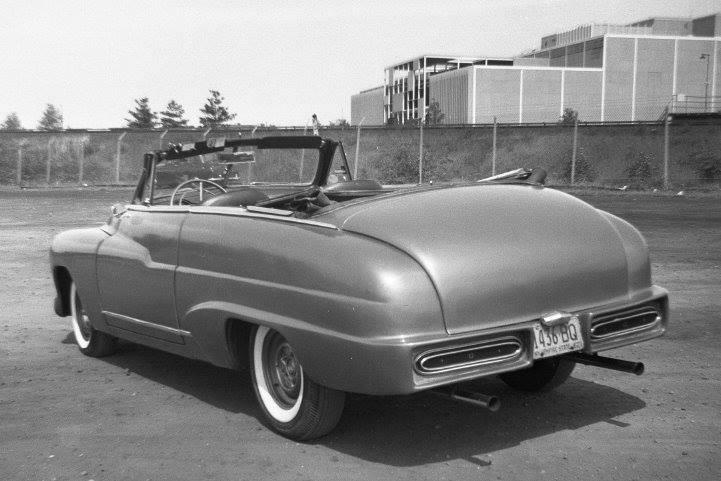 1950 Mercury - Mint Julep - Ken Bausert 15420812