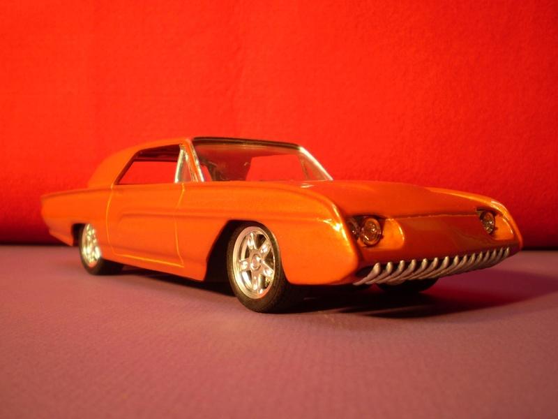 Donald Biggers - Custom car model kit gallery 15440517