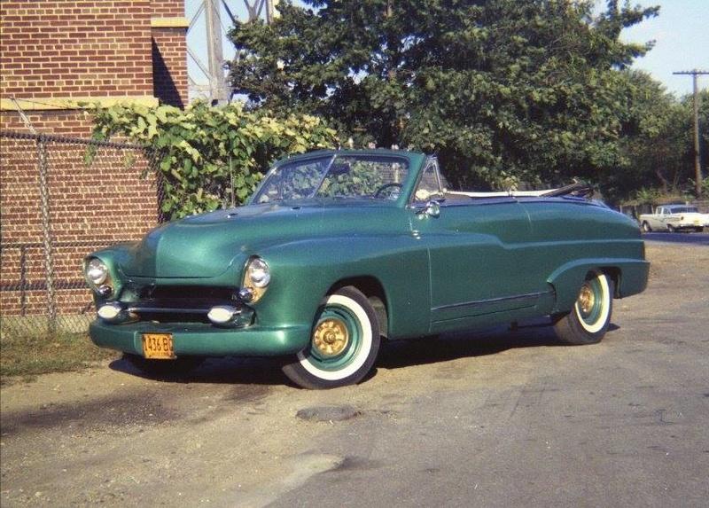 1950 Mercury - Mint Julep - Ken Bausert 15442211