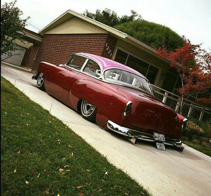 Chevy 1953 - 1954 custom & mild custom galerie - Page 14 15492010