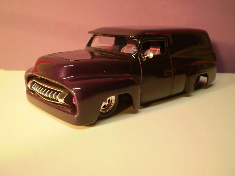 Donald Biggers - Custom car model kit gallery 15578211