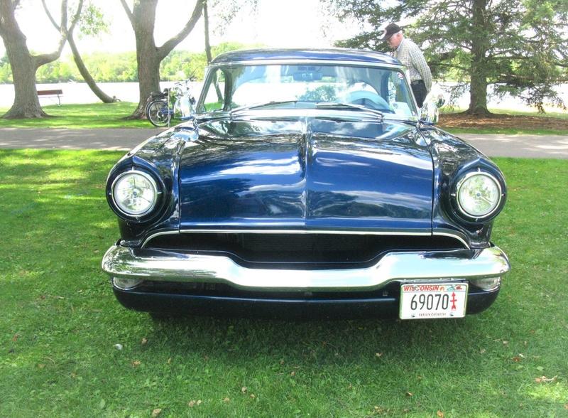 Lincoln  1952 - 1955 custom & mild custom - Page 2 15591111