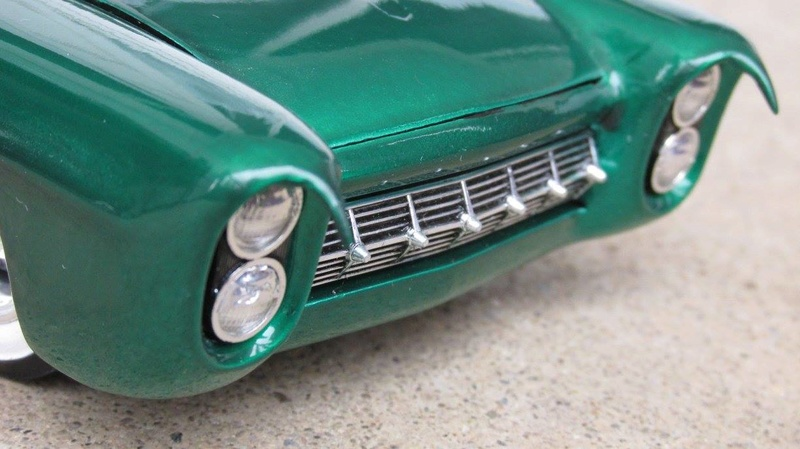 Model Kits Contest - Hot rods and custom cars 15591611