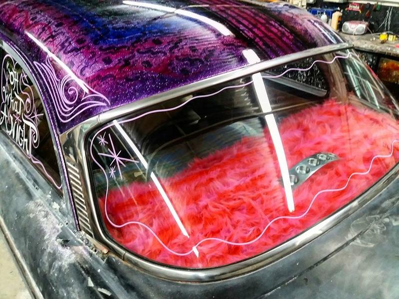 auto's crazy paint - peinture de fou sur carrosseries 15621910