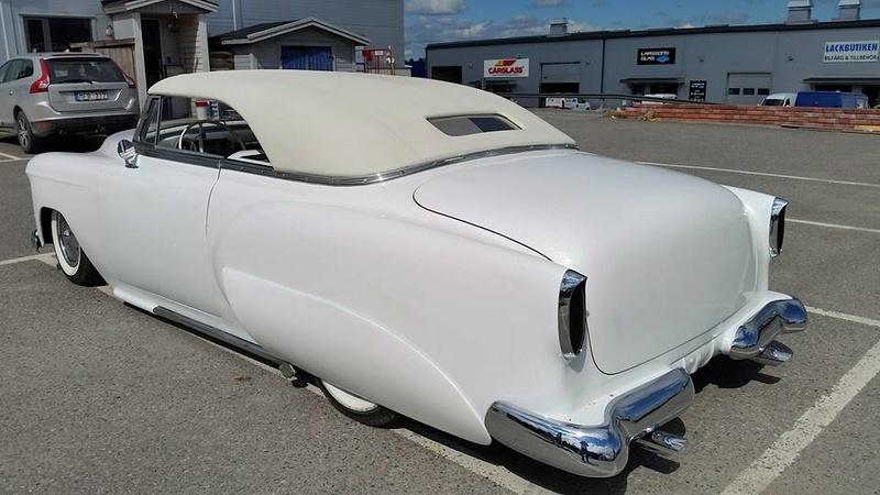 Chevy 1953 - 1954 custom & mild custom galerie - Page 14 15622511