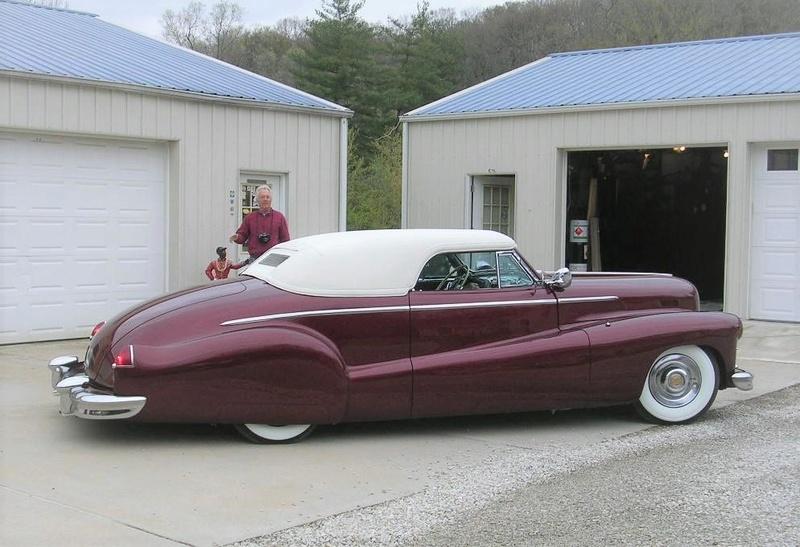 Cadillac 1941 - 47 custom & mild custom 15626010