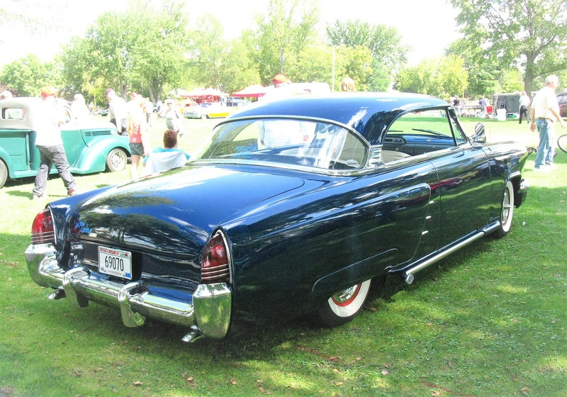 Lincoln  1952 - 1955 custom & mild custom - Page 2 15626011