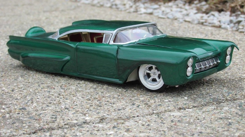 Model Kits Contest - Hot rods and custom cars 15676510