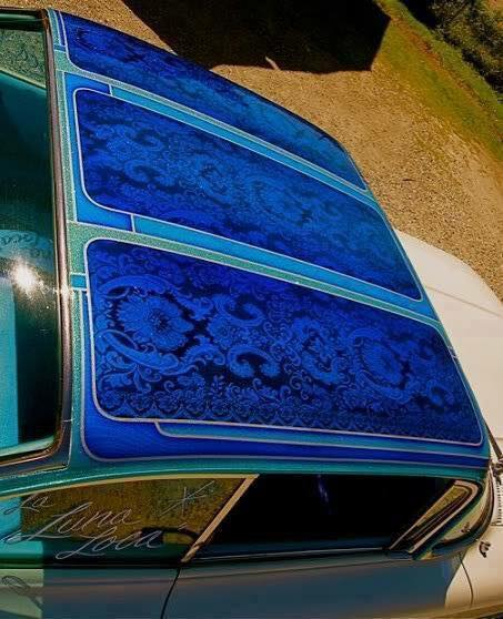 auto's crazy paint - peinture de fou sur carrosseries 15781610