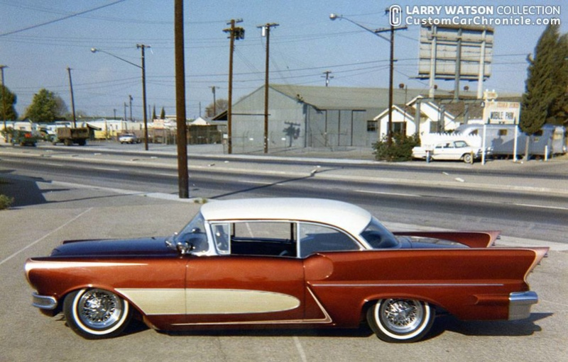 1955 Buick Century - The Busonic - John Schott 15800310