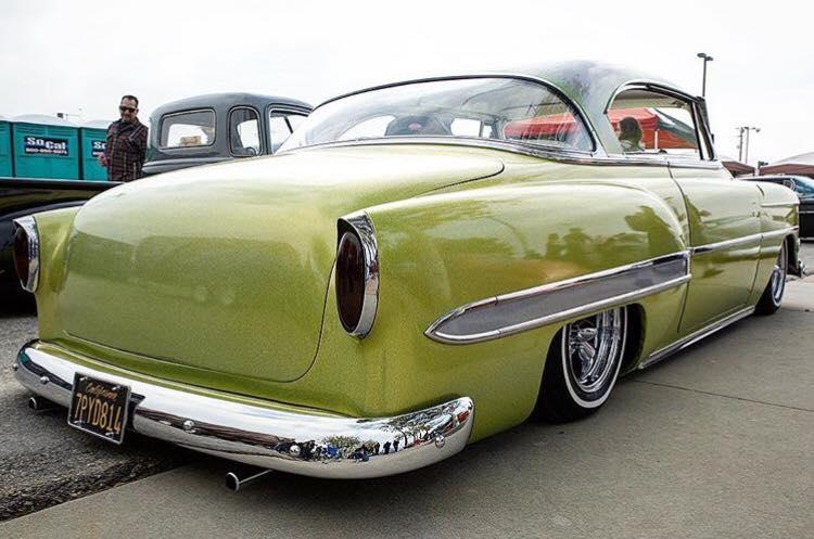 Chevy 1953 - 1954 custom & mild custom galerie - Page 14 16105610