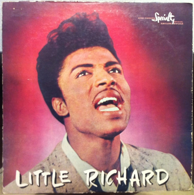 LITTLE RICHARD - 2nd album - speciality SP 2103 -  1958 1614