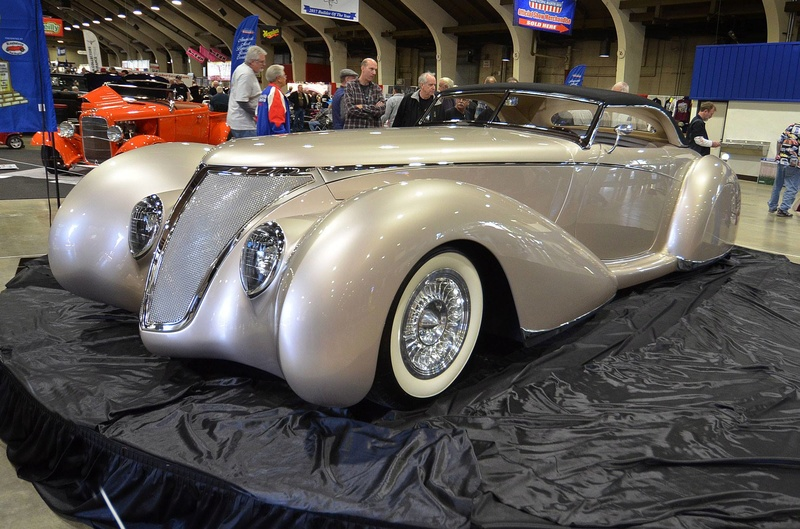 Grand National Roadster Show (GNRS) 2017 16179010