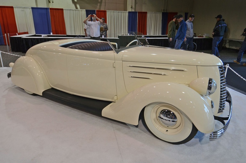 Grand National Roadster Show (GNRS) 2017 16179310