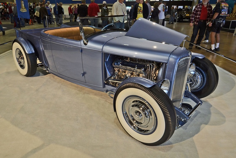 Grand National Roadster Show (GNRS) 2017 16252510