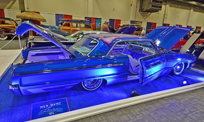 Grand National Roadster Show (GNRS) 2017 16266111