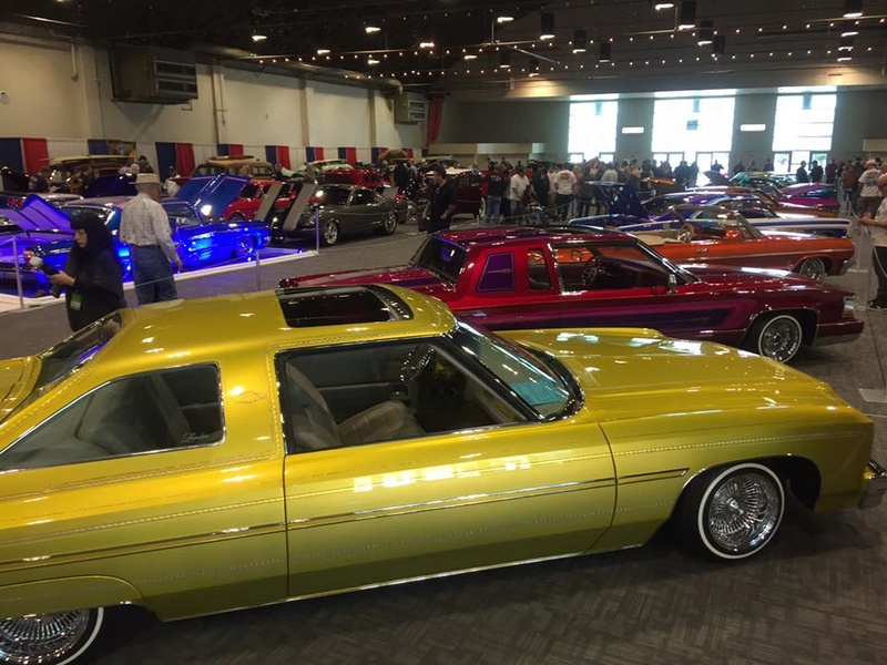 Grand National Roadster Show (GNRS) 2017 16266112