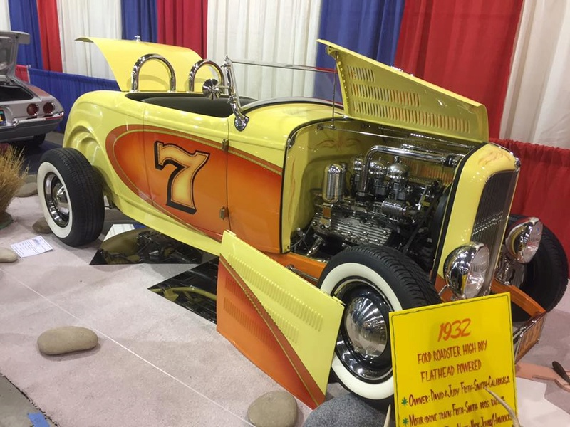 Grand National Roadster Show (GNRS) 2017 16299211