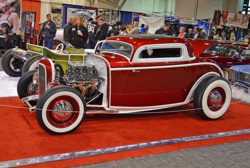 Grand National Roadster Show (GNRS) 2017 16300110