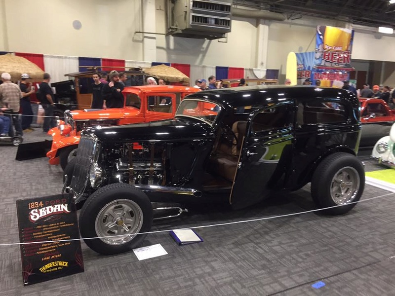 Grand National Roadster Show (GNRS) 2017 16386812