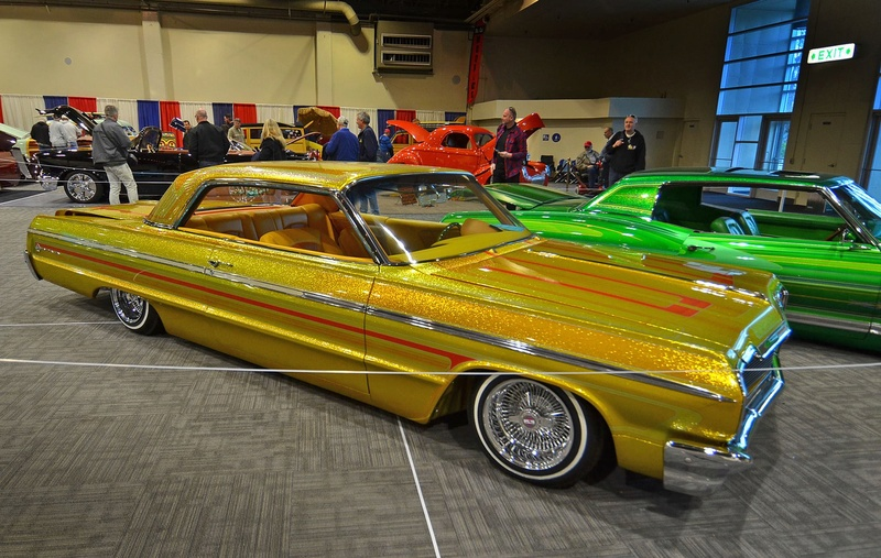 Grand National Roadster Show (GNRS) 2017 16402512