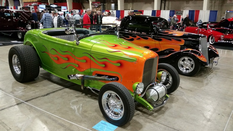 Grand National Roadster Show (GNRS) 2017 16403110