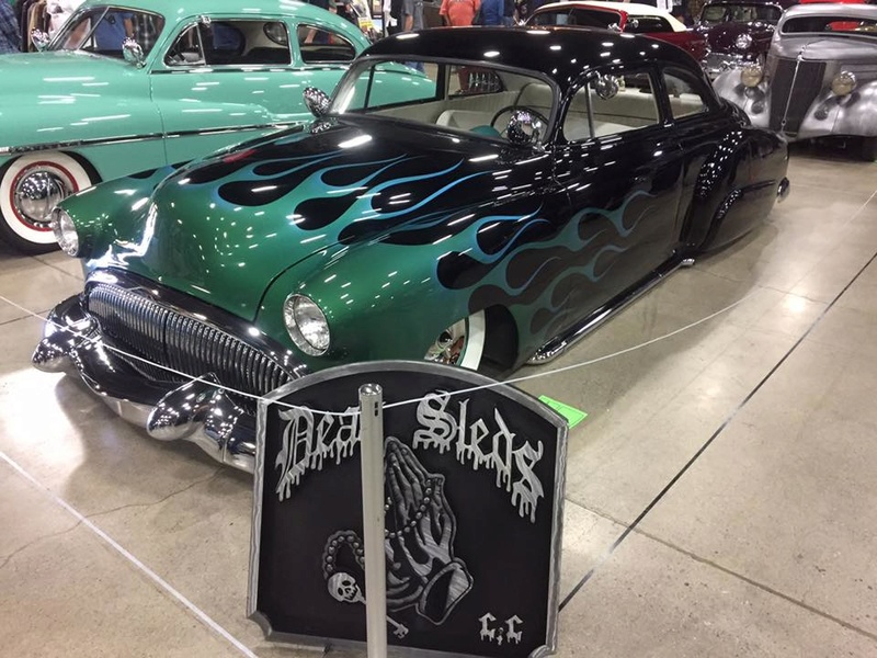 Grand National Roadster Show (GNRS) 2017 16406810