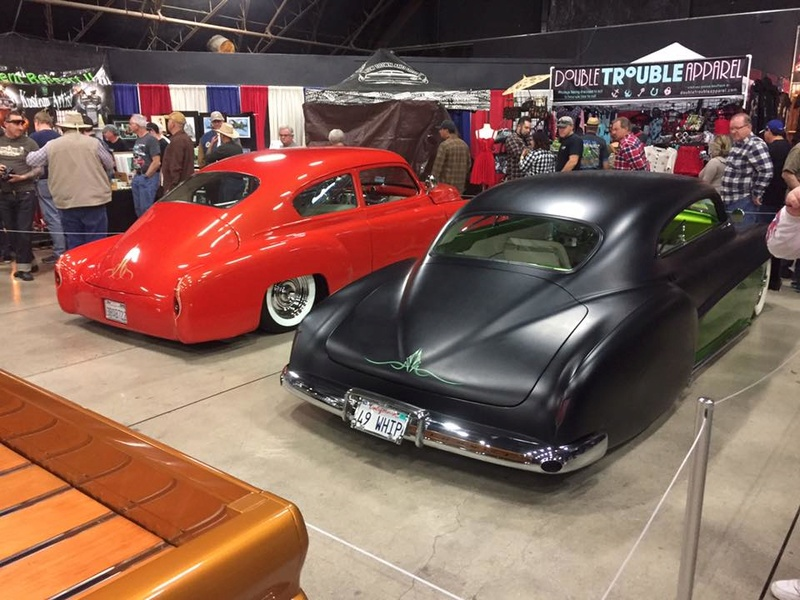 Grand National Roadster Show (GNRS) 2017 16406812