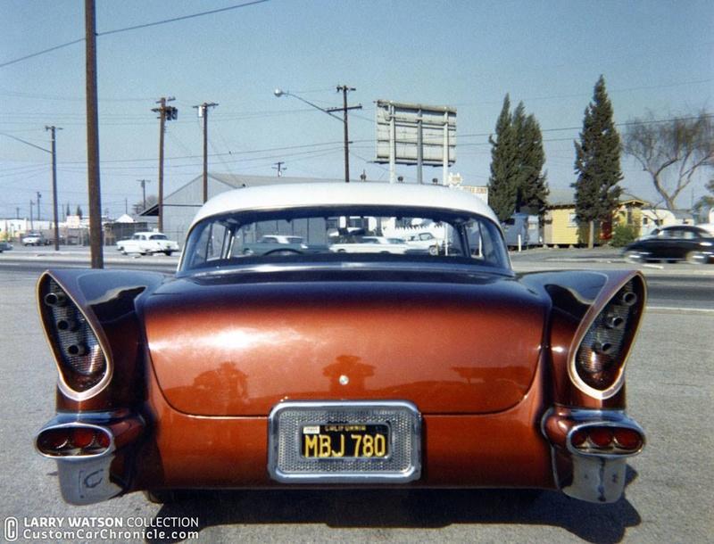 1955 Buick Century - The Busonic - John Schott 16422210