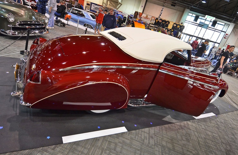 Grand National Roadster Show (GNRS) 2017 16422710