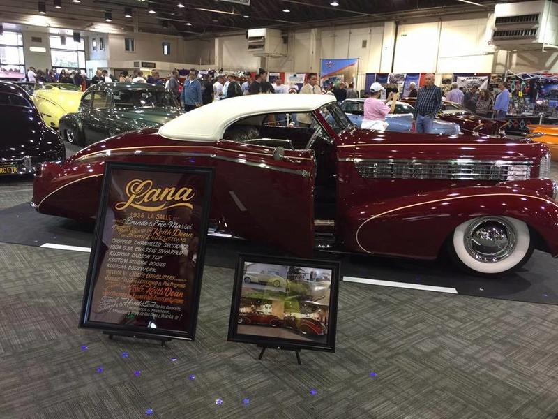 1938 LaSalle - Lana -  Keith Dean 16425910