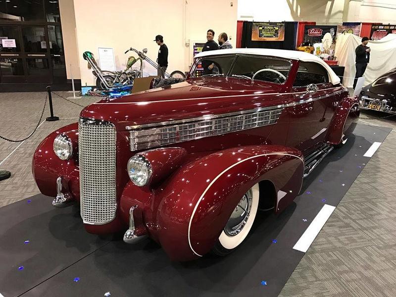 1938 LaSalle - Lana -  Keith Dean 16508310