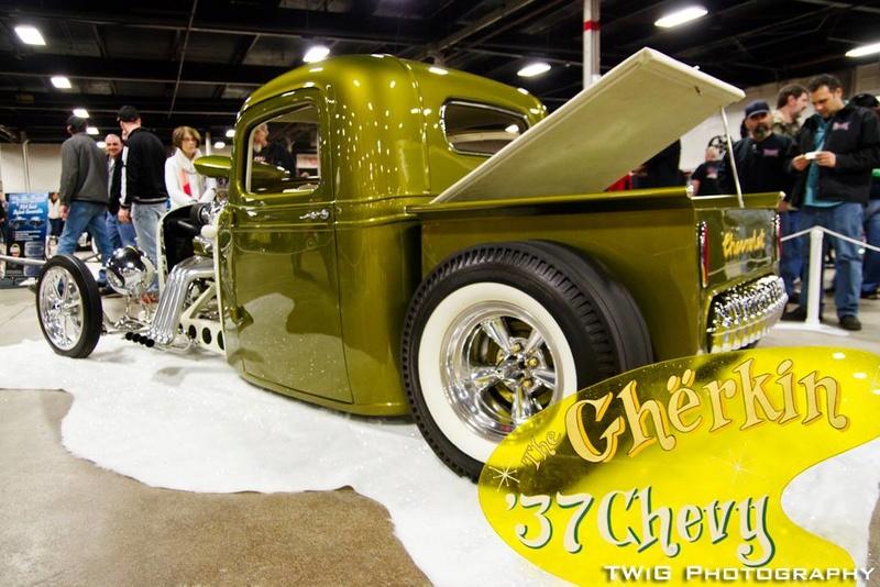 The Cherkin - Bruce Camboni - 1937 Chevrolet 16582410