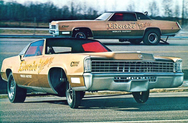 Funny Car dragster 16602710