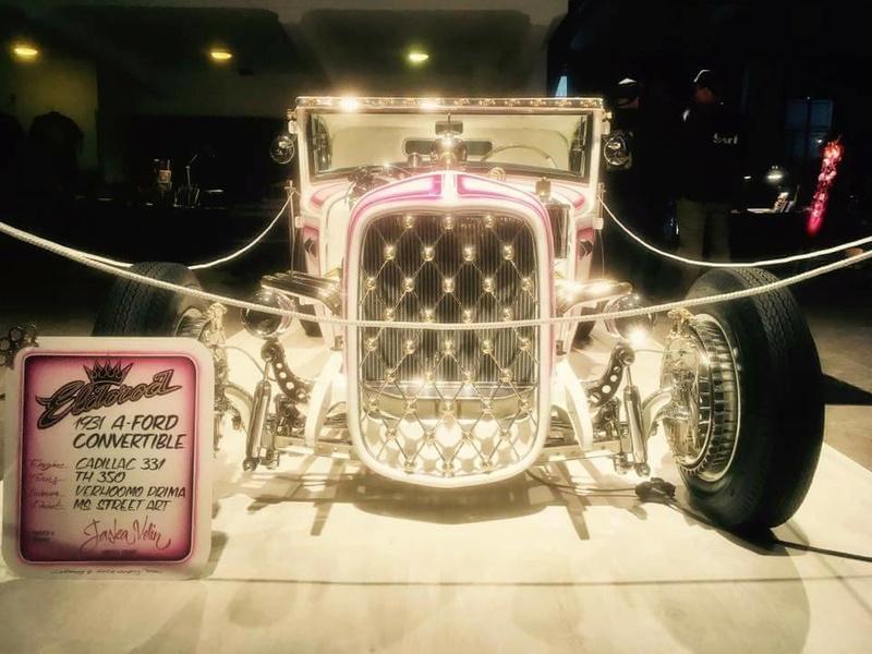 Eldorod - 1931 Ford - Jaslea Velin 16684311