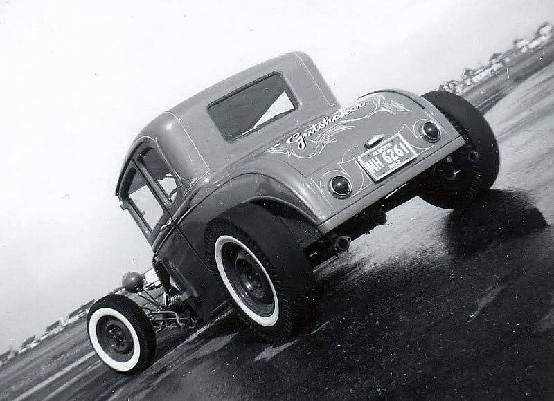 "Hot rod in street - Vintage pics - ""Photos rétros"" -  - Page 6 17791610"