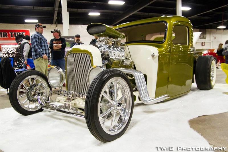 The Cherkin - Bruce Camboni - 1937 Chevrolet 19094110